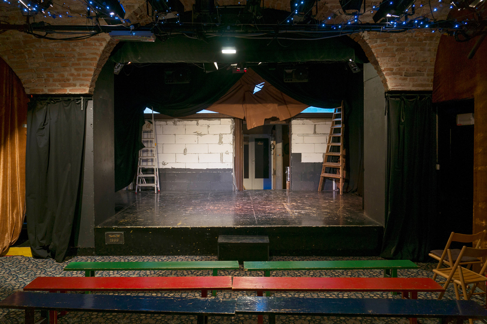 Empty Stages Is An On Going Photographic Project Cataloguing In A Variety Of Contexts Pubs Conference Centres Amateur Theatres