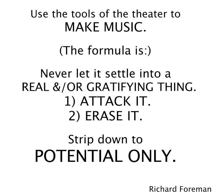 Foreman Formula