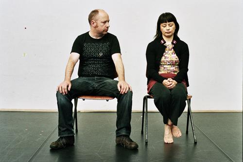 Tim Etchells & Fumiyo Ideka 01