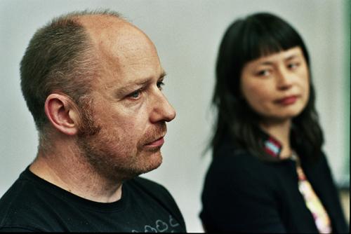 Tim Etchells & Fumiyo Ikeda 3