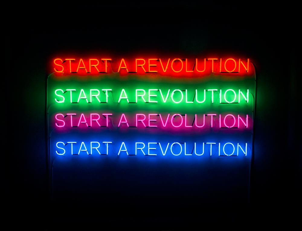 how to start a revolution pdf