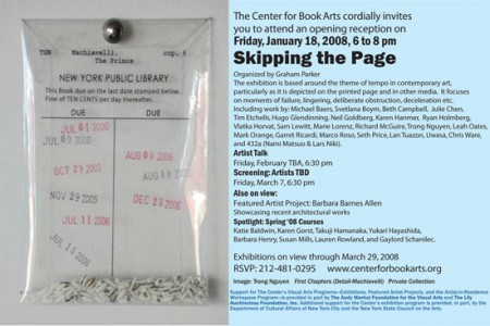 Skipping The Page