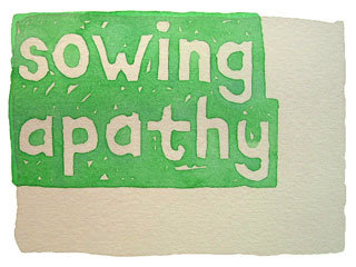 Sowing Apathy - Prompt Image 1001 Nights Cast