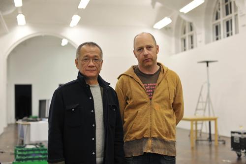 Tim Etchells & Tehching Hsieh